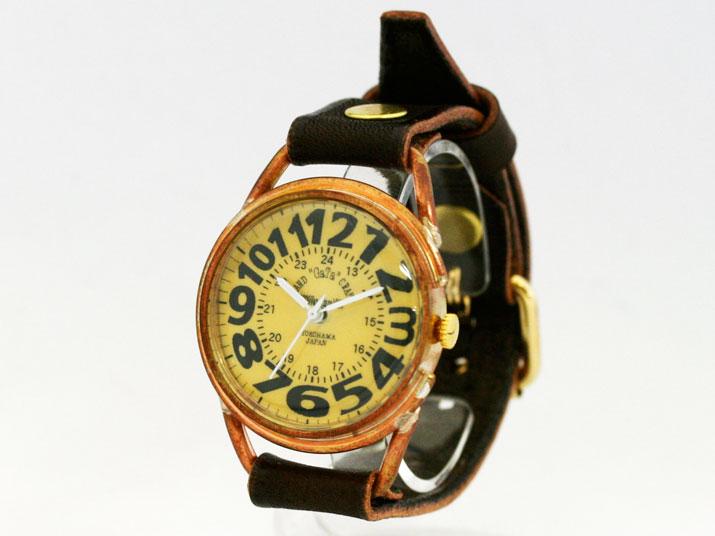 手作り時計 Gata